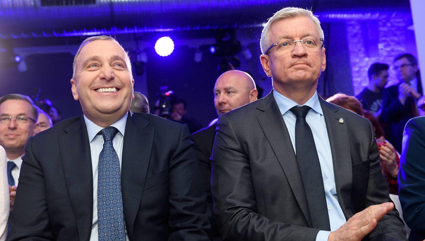 Zdrojewski uważa, że Schetyna może nie ubiegać się o reelekcję (fot. arch. PAP/Jakub Kaczmarczyk)