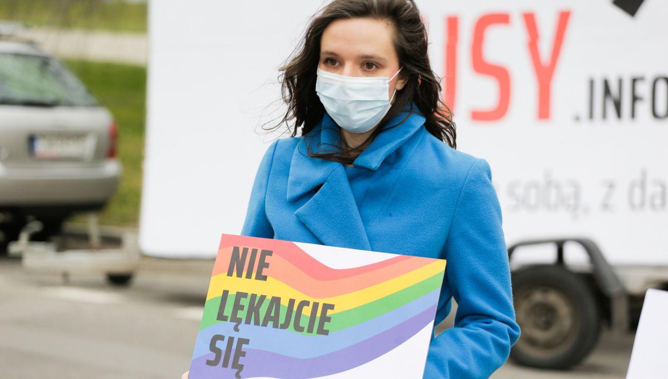 Klaudia Jachira (fot. Krzysztof Zatycki/NurPhoto via Getty Images)