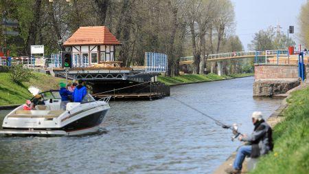 Na Mazurach zostaną wyremontowane kanały żeglugowe (fot. PAP)