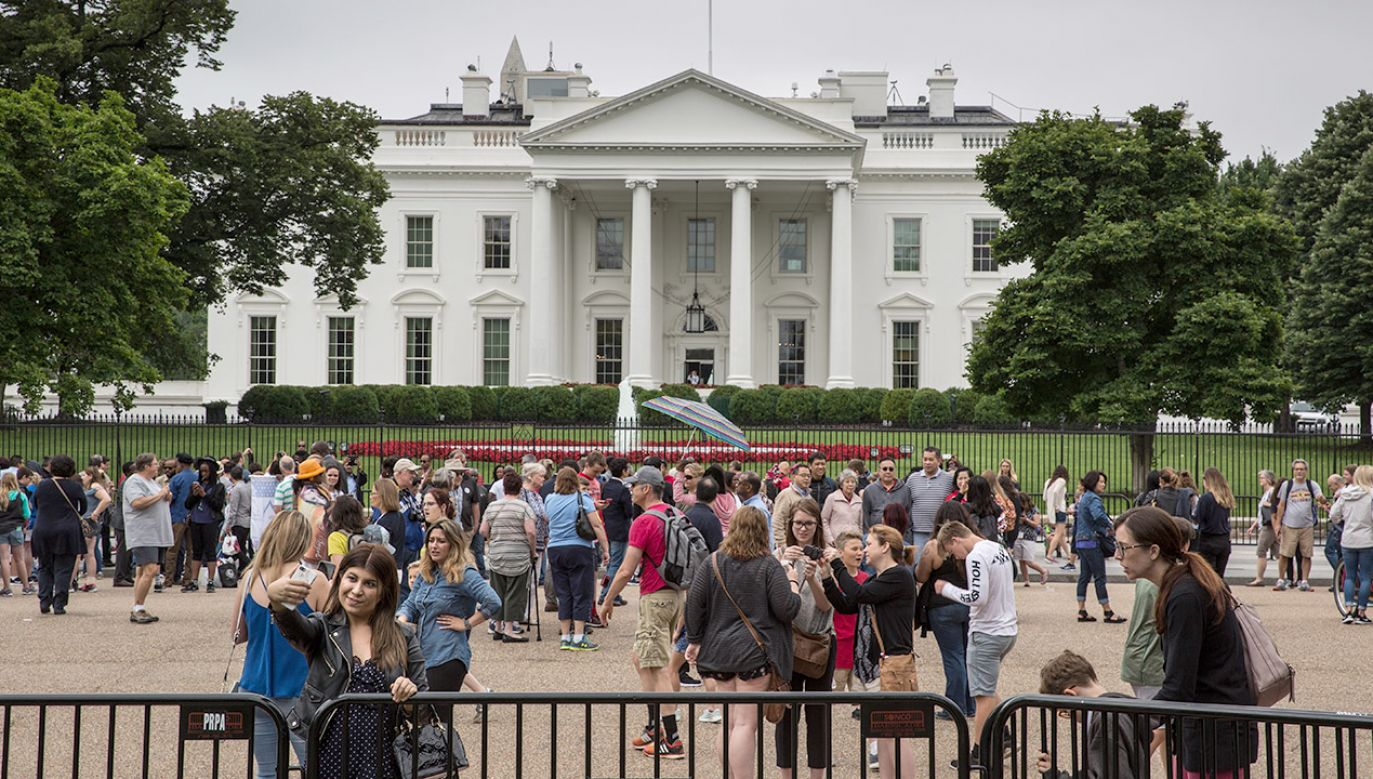 To nie pierwszy wypadek sędziwego polityka (fot. George Rose/Getty Images)