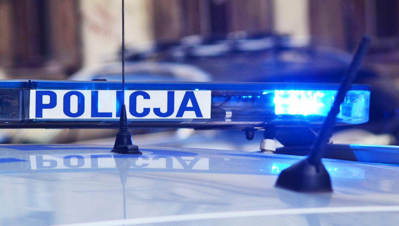 41-letni obywatel Gruzji doznał poważnych obrażeń i po przewiezieniu do szpitala zmarł (fot. Shutterstock/Piotr Opoka)