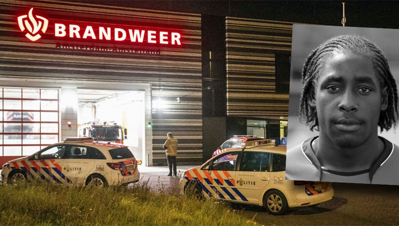 Nie wiadomo, jakie było podłoże morderstwa Kelvina Maynarda (fot. PAP/EPA/SEM VAN DER WAL/CEES VAN HOOGDALEM)