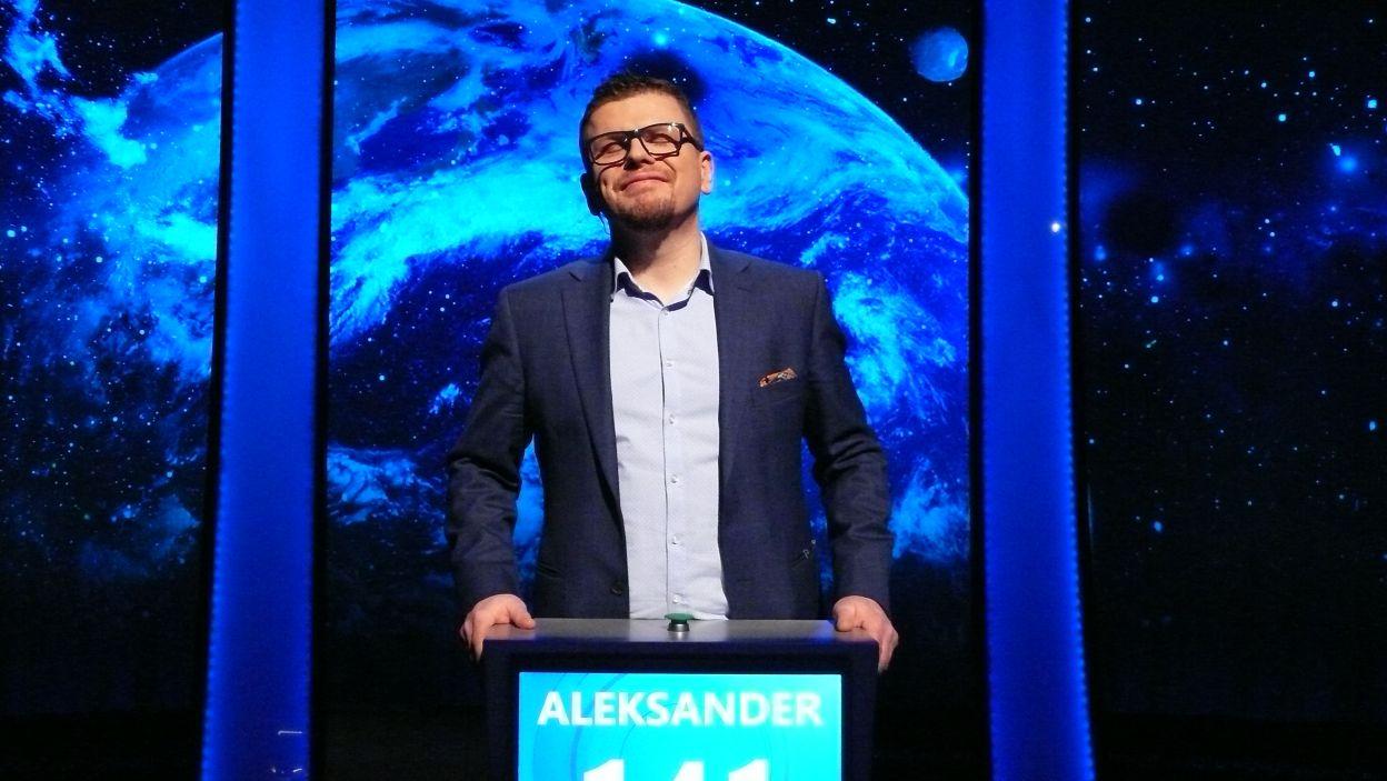 Zwycięstwo w 6 odcinku 118 edycji zdobył Pan Aleksander Oziewicz