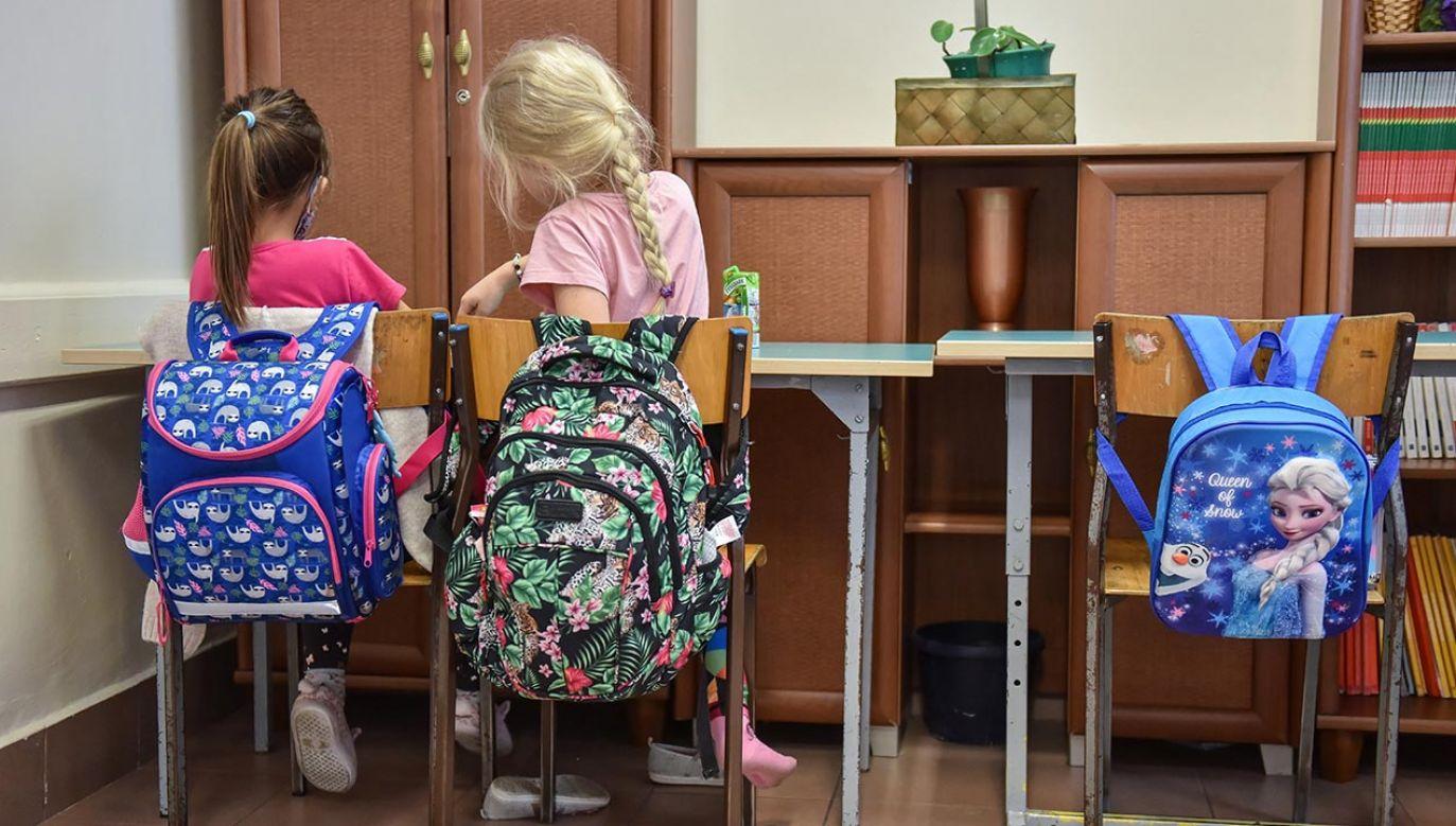 Czy w marcu będzie całkowite otwarcie szkół? (fot. PAP/Wojtek Jargiło)