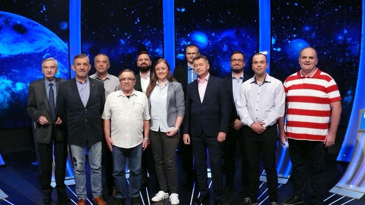 Zawodnicy 14 odcinka 115 edycji