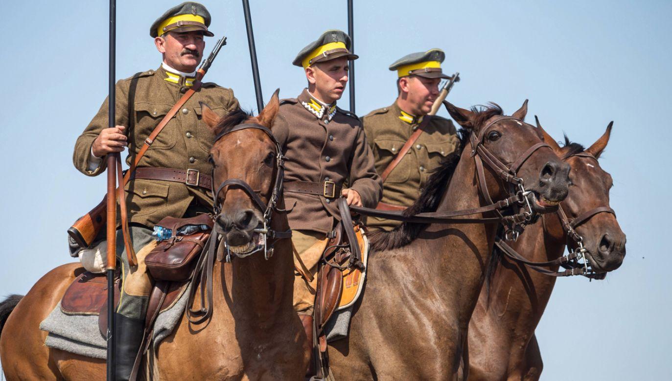 Będzie można obejrzeć paradę konną i pokaz umiejętności jeździeckich (fot. PAP Wojtek Jargiło)
