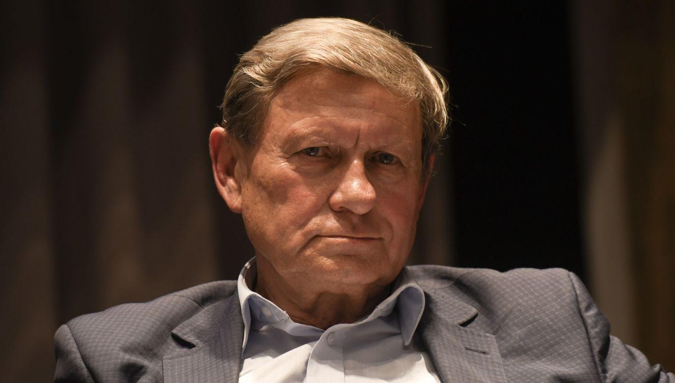 Leszek Balcerowicz, były minister finansów i szef NBP (fot. Artur Widak/NurPhoto via Getty Images)