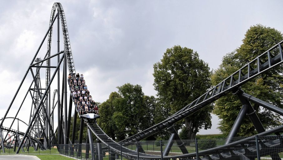Poland To Construct Worlds Largest Wooden Roller Coaster Polandincom
