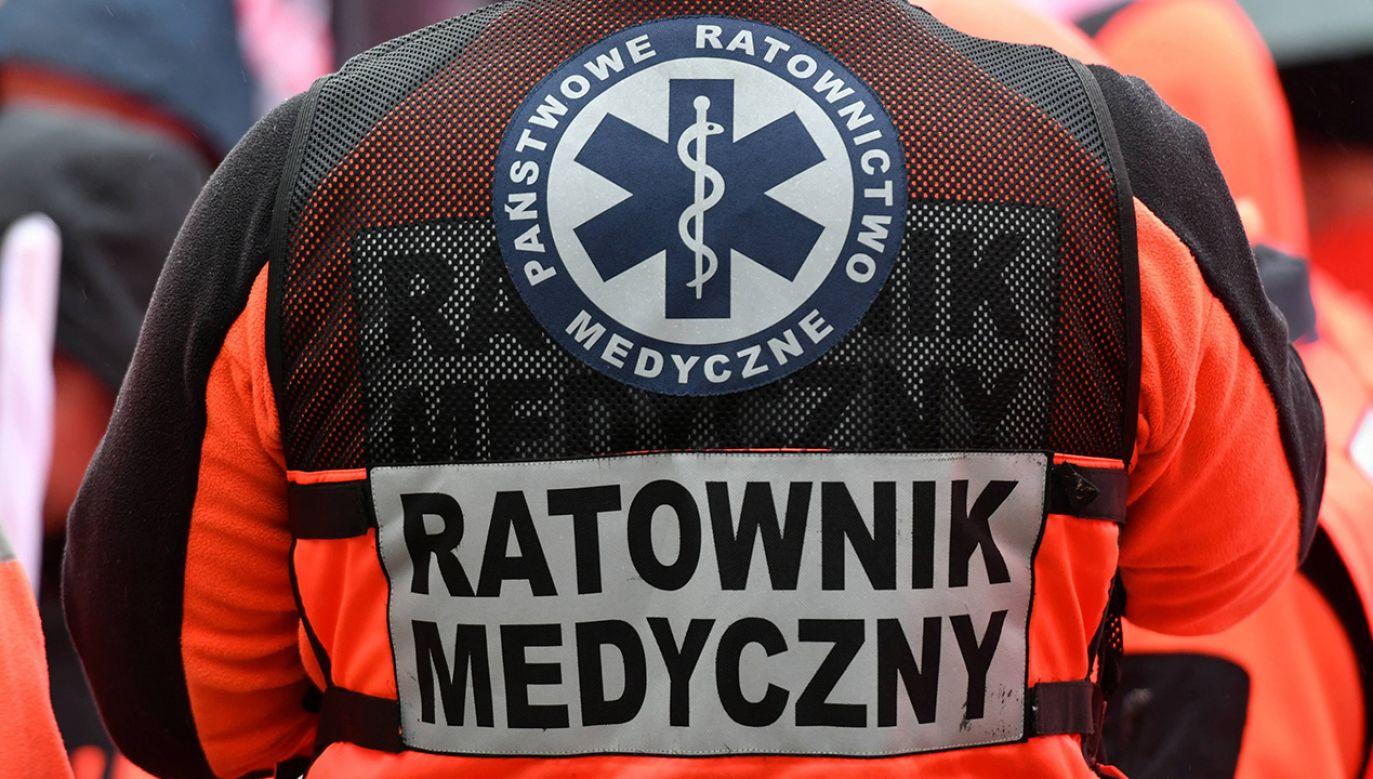 Nożownik został obezwładniony i trafił do policyjnego aresztu (fot. arch.  PAP/Piotr Polak)