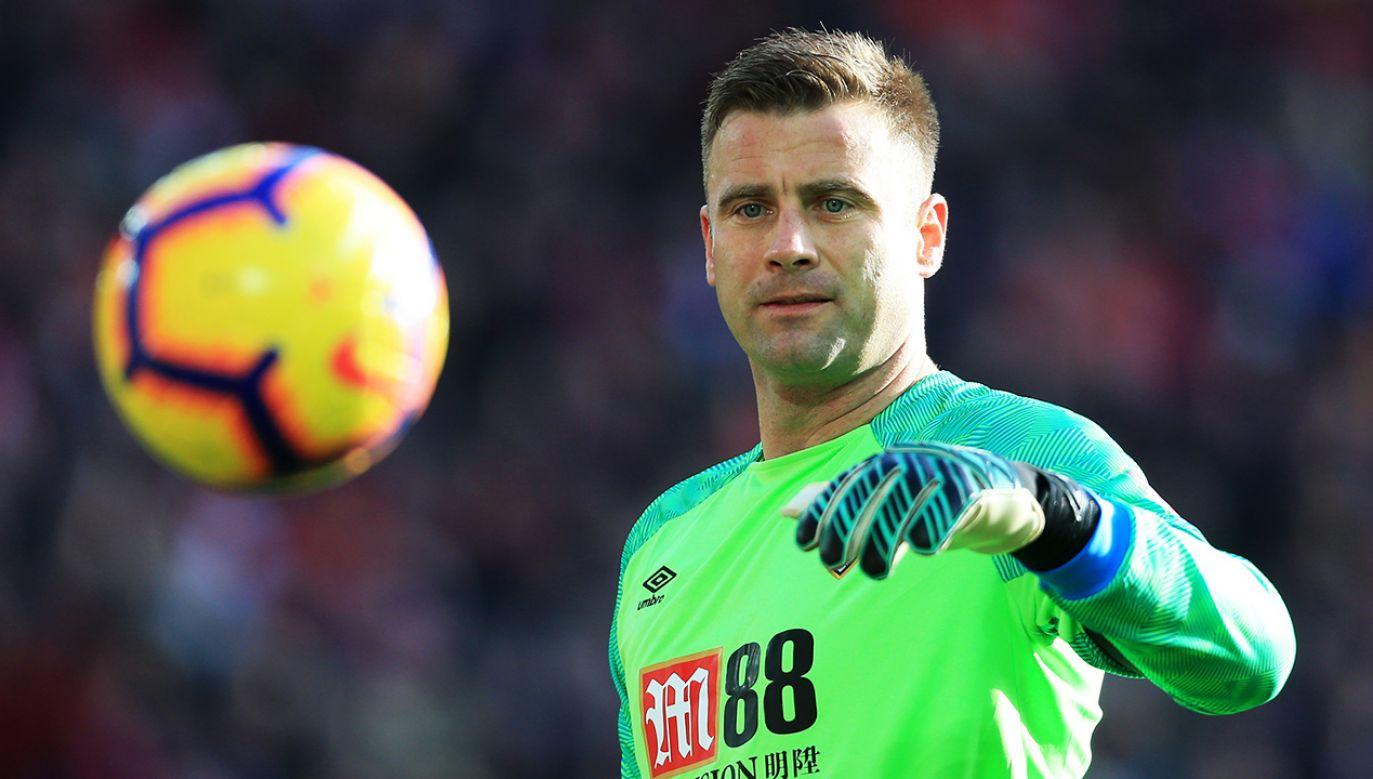 Klub Polaka AFC Bournemouth zapewnił, że na bieżąco będzie monitorował sytuację (fot. Simon Stacpoole/Offside/Getty Images)