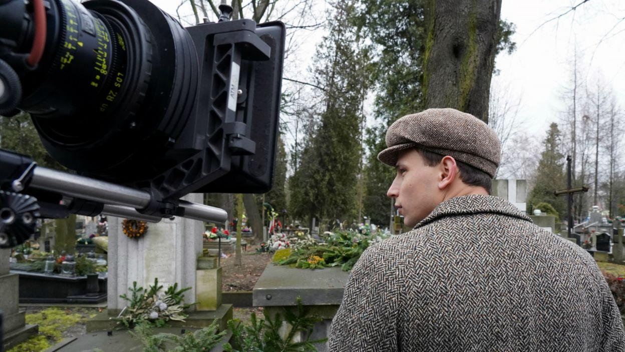 Jego reżyserem jest Paweł Woldan, a odtwórcą głównej roli Józef Pawłowski (fot. A. Ciołek/TVP)