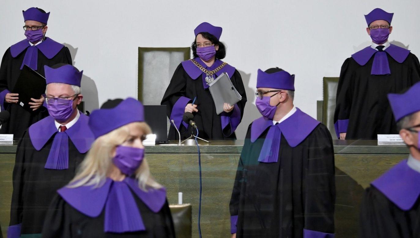 Niektórzy politycy krytykowali uchwałę SN ws. ważności wyborów prezydenckich (fot. PAP/Radek Pietruszka)