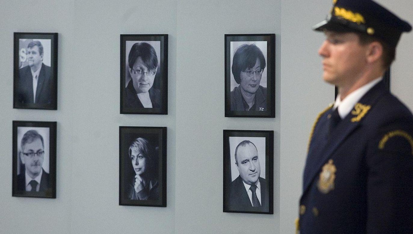 10 lat po katastrofie w Smoleńsku (fot. PAP/Paweł Kula)