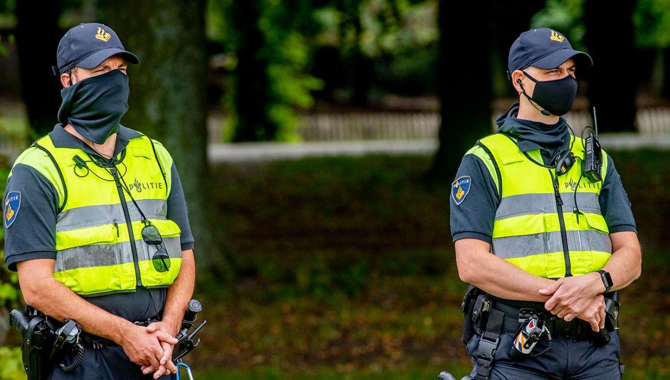 37-letniego Polaka ratownicy szukali z łodzi i śmigłowca (fot. Robin Utrecht/SOPA Images/LightRocket via Getty Images)