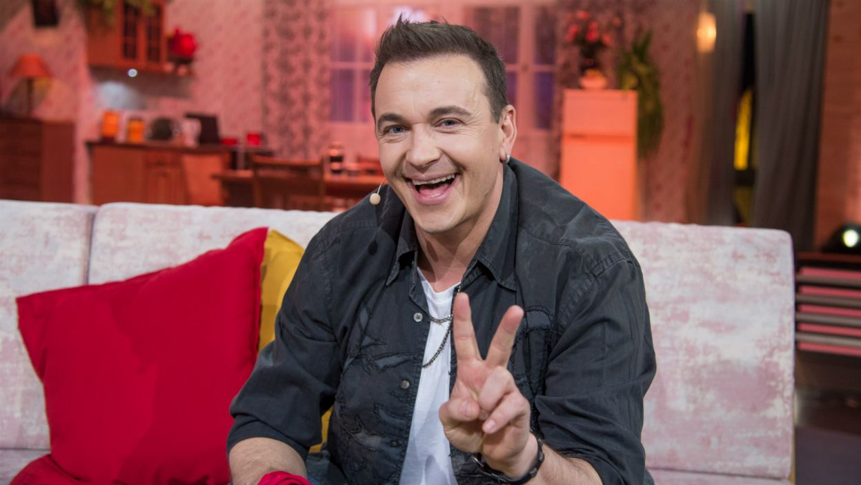 ... oraz znany i lubiany Radek Liszewski! (fot. J. Bogacz/TVP)