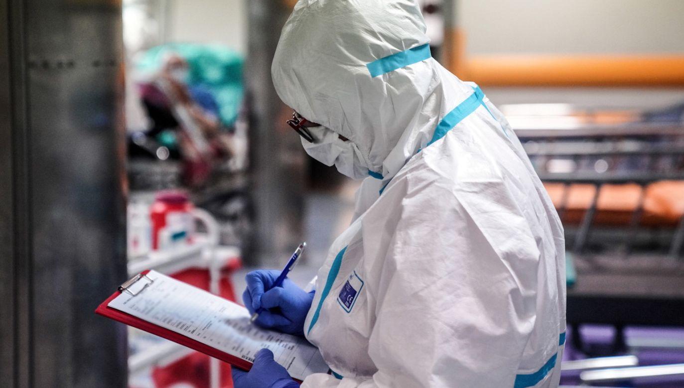 Koronawirus. Ile szczepionek się marnuje? (fot. PAP/Leszek Szymański)