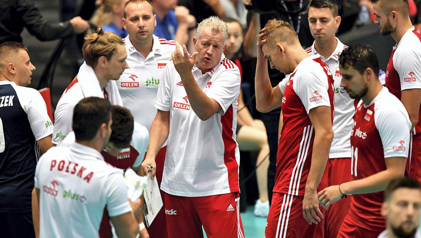 Podopieczni Vitala Heynena we wtorek zagrają z Czarnogórą o przypieczętowanie awansu do 1/8 mistrzostw Europy (fot. PAP/Maciej Kulczyński)