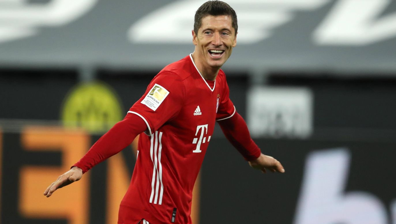 Robert Lewandowski. Photo: PAP/DPA/Stefan Matzke
