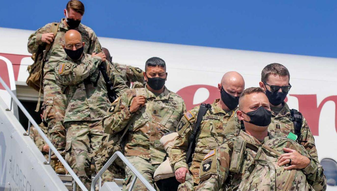 W Niemczech ma pozostać 25 tysięcy amerykańskich żołnierzy (fot. US Army/Sgt. Alleea Oliver)