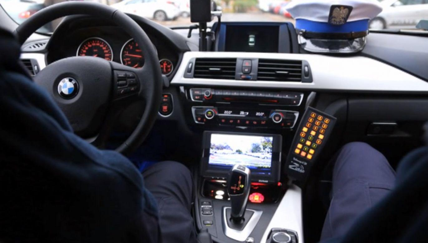 Utworzenie kolejnych zespołów SPEED jest dpowiedzią na zwiększającą się liczbę śmiertelnych ofiar wypadków drogowych (fot. TVP)