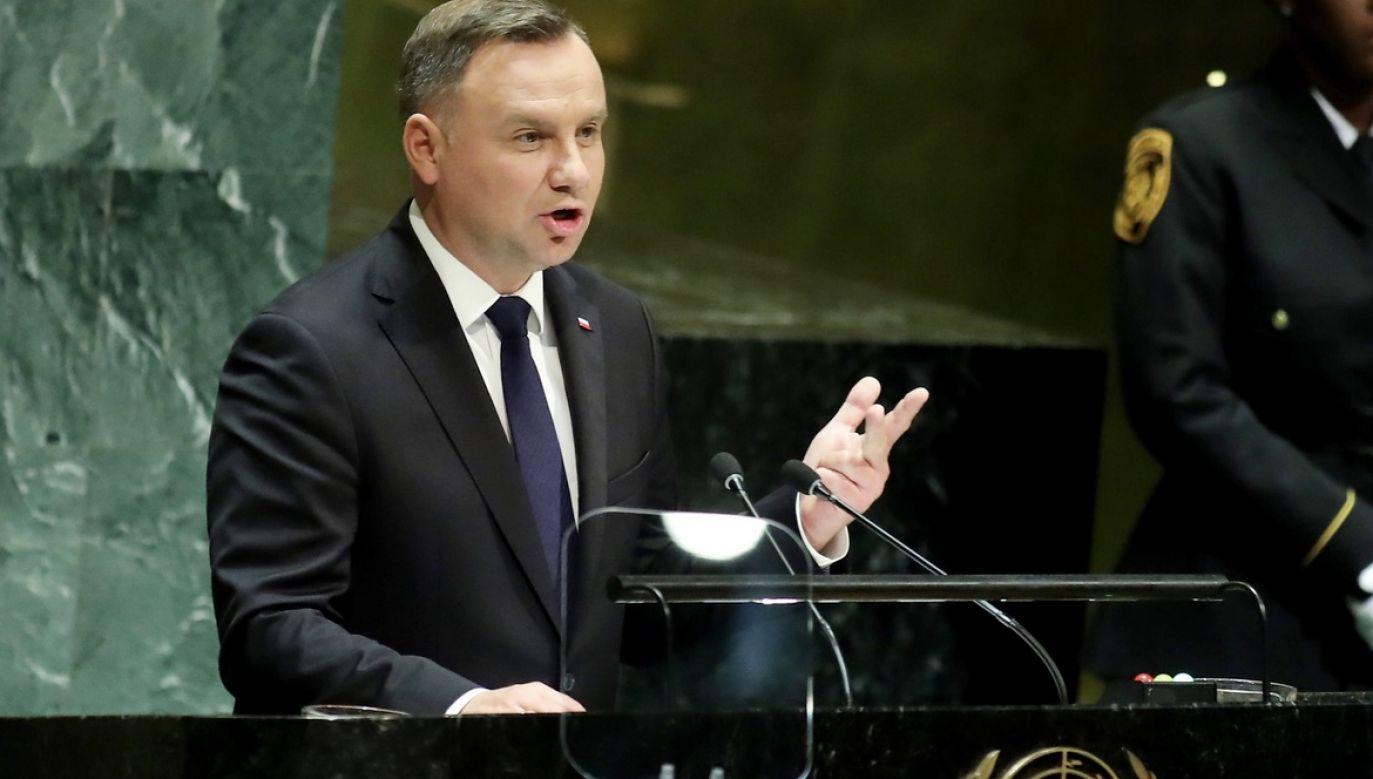 Polski prezydent jako pierwszy stanowczo zareagował po wyborach prezydenckich na Białorusi  (fot. arch.PAP/Newscom, zdjęcie ilustracyjne)