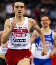 Adam Kszczot (fot. Getty Images)