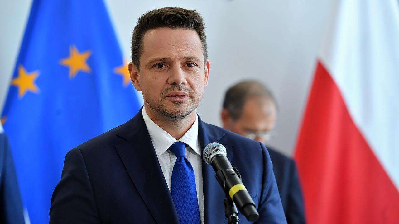 Rafał Trzaskowski (fot. PAP/Piotr Nowak)