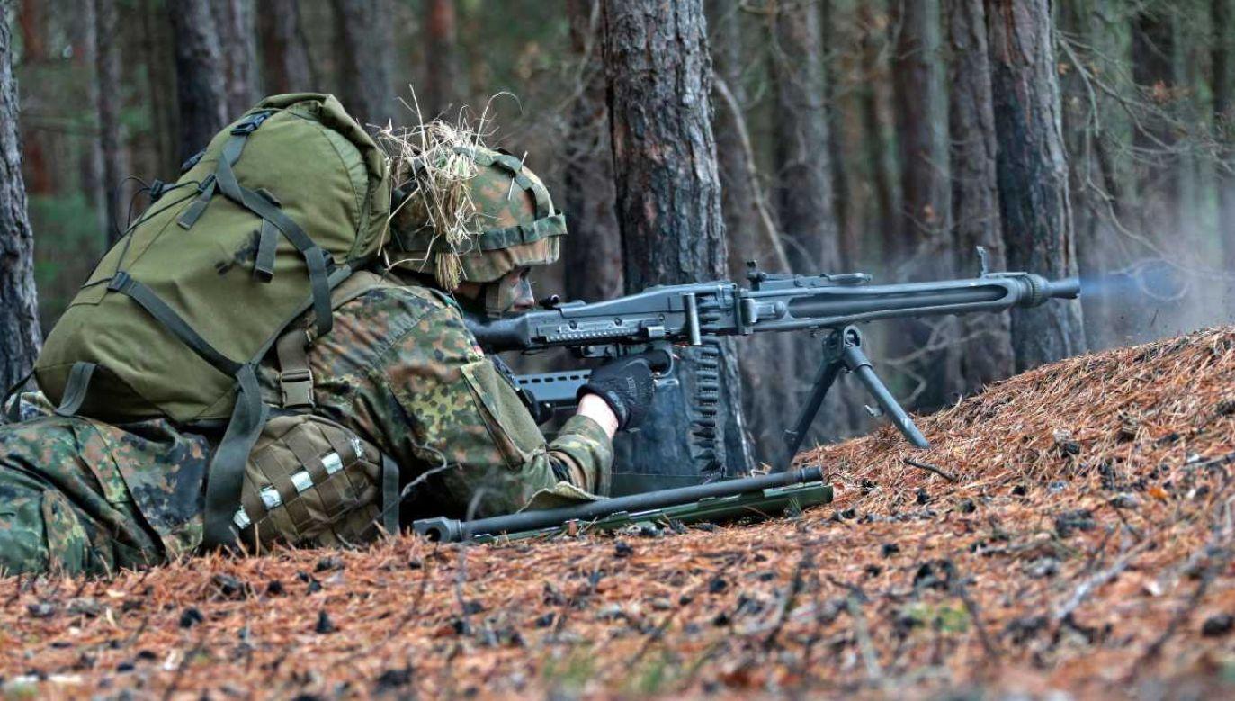 Problem istnieje między innymi w Bundeswehrze (fot. Bundeswehr.de)