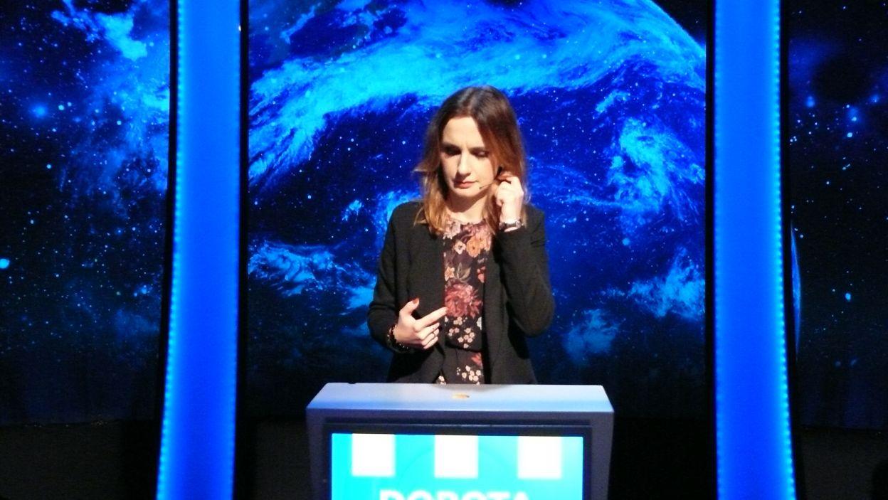 Pani Dorota wylosowała 4 stanowisko do udziału w 19 odcinku 117 edycji