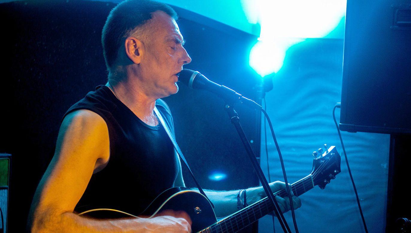 Tomek Lipiński (fot. arch.PAP/Michał Walczak)
