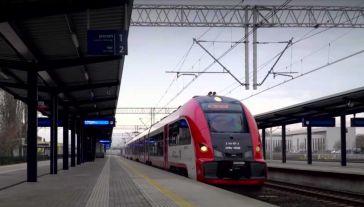 PKP PLK rozpisało Krajowy Program Kolejowy (fot. TVP Info)