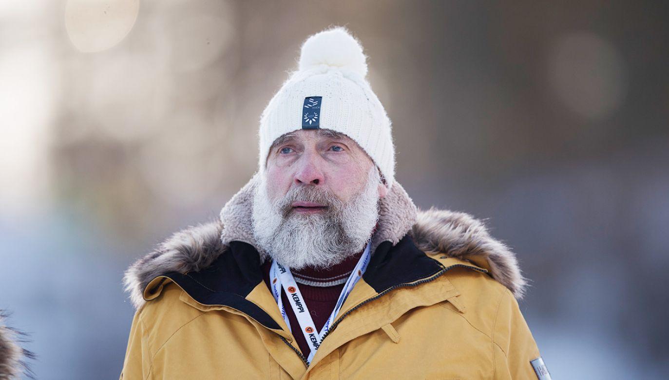 Juha Mieto (fot. Nils Petter Nilsson/Getty Images)