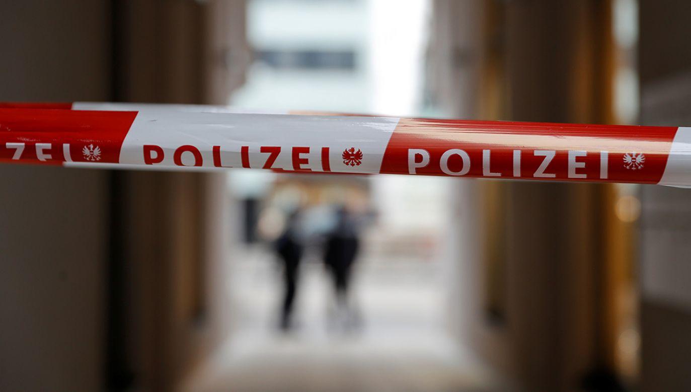 Żadna z rannych osób nie trafiła na oddział intensywnej terapii (fot. REUTERS/Leonhard Foeger)