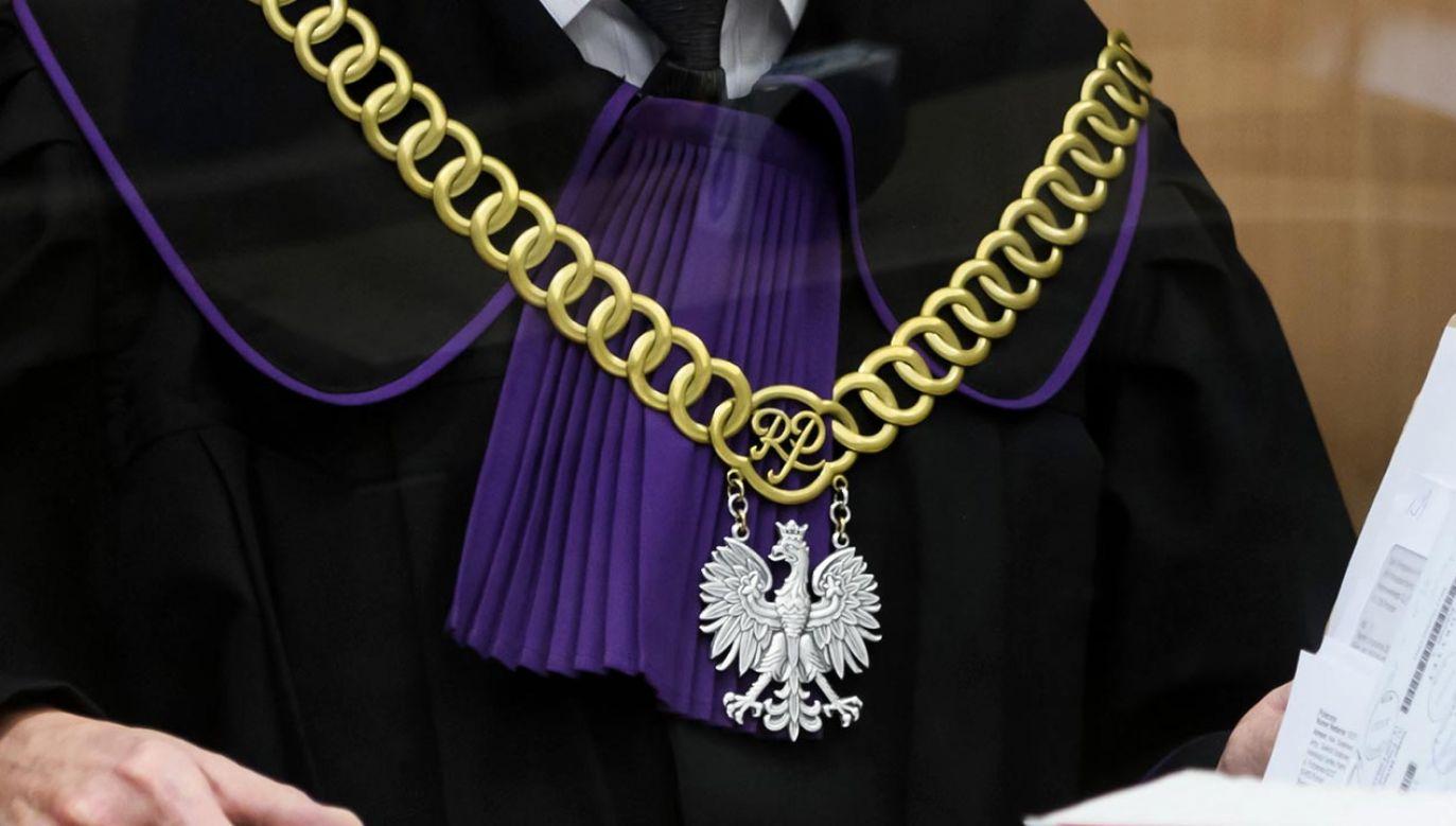 W marcu 2019 r. Iza Dyscyplinarna SN orzekła o usunięciu z zawodu sędziego Roberta W. (fot. PAP/Jakub Kaczmarczyk)