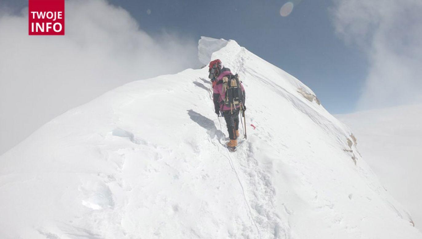 Szczyt został zdobyty 28 września (fot. Marek.Olczak.Alpinist)