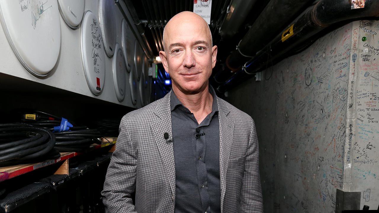 Jeff Bezos poleci w kosmos (fot. Phillip Faraone/Getty Images for WIRED25)