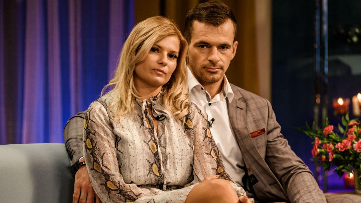 Para cały czas się ze sobą spotyka, a ta relacja ma szansę przerodzić się w coś bardzo poważnego (fot. TVP)