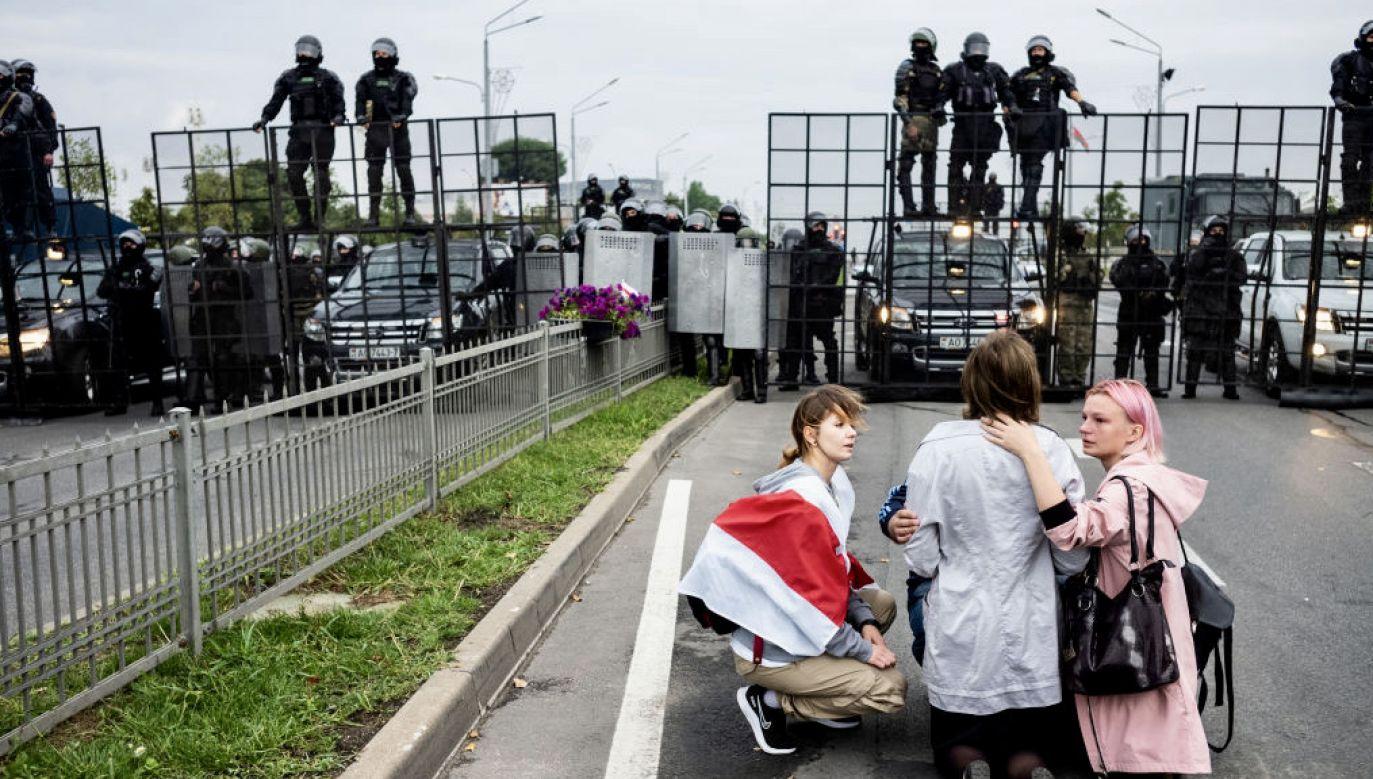 W poniedziałek szefowie MSZ krajów UE dadzą zielone światło (fot. Misha Friedman/Getty Images)