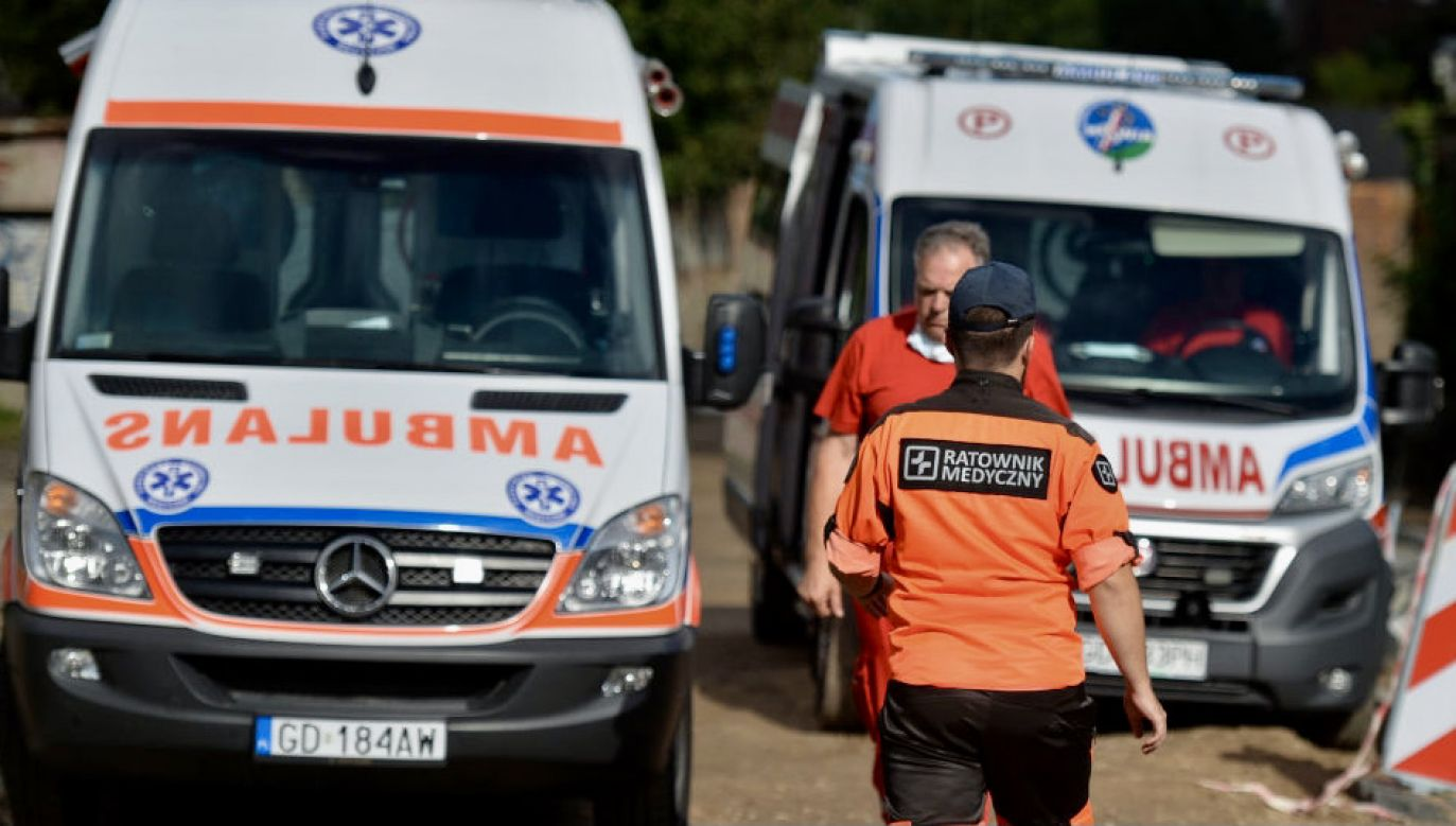 Raport o epidemii koronawirusa w Polsce (fot. Artur Widak/NurPhoto via Getty Images)