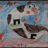 Praca Kajetana Lenika, 6 lat
