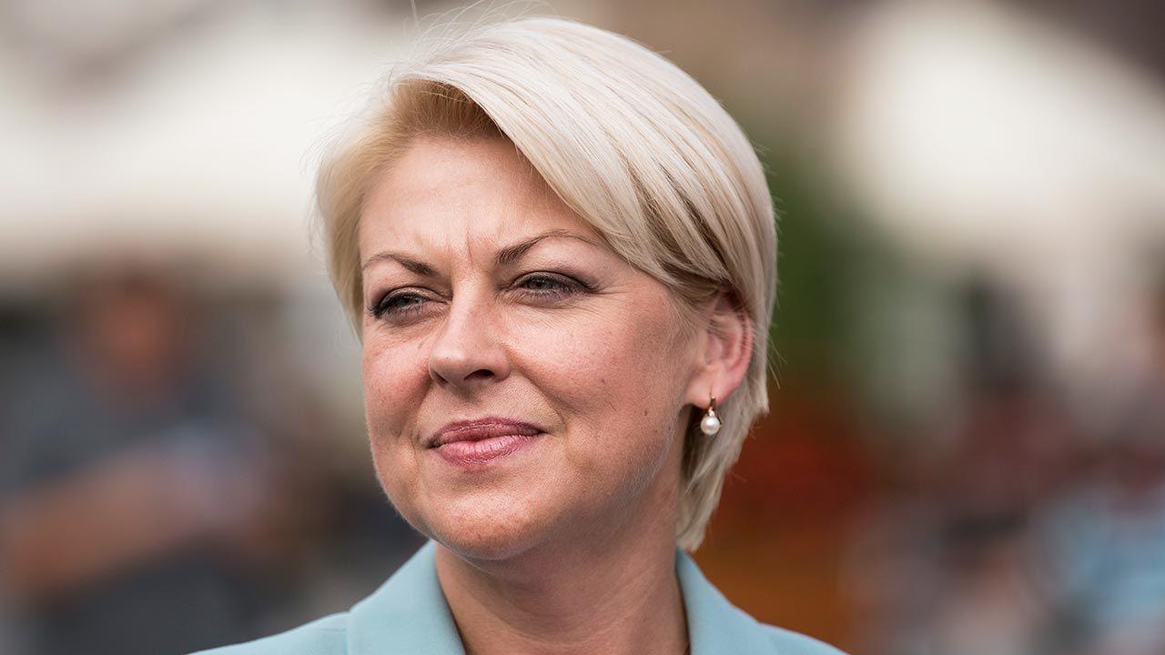 Andżelika Borys (fot. Forum/Agencja Wschód)