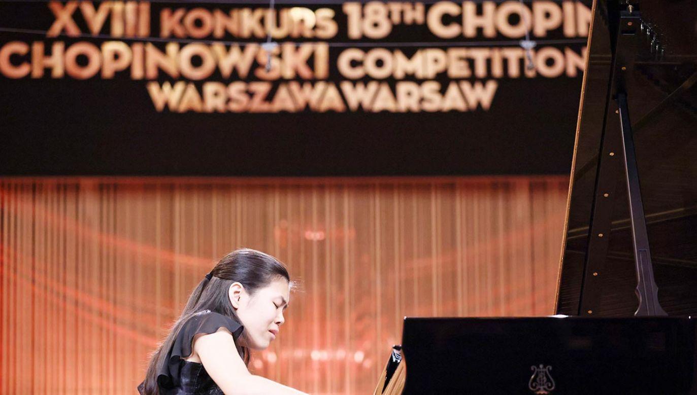 Konkurs Chopinowski w Warszawie (fot. PAP/Leszek Szymański)