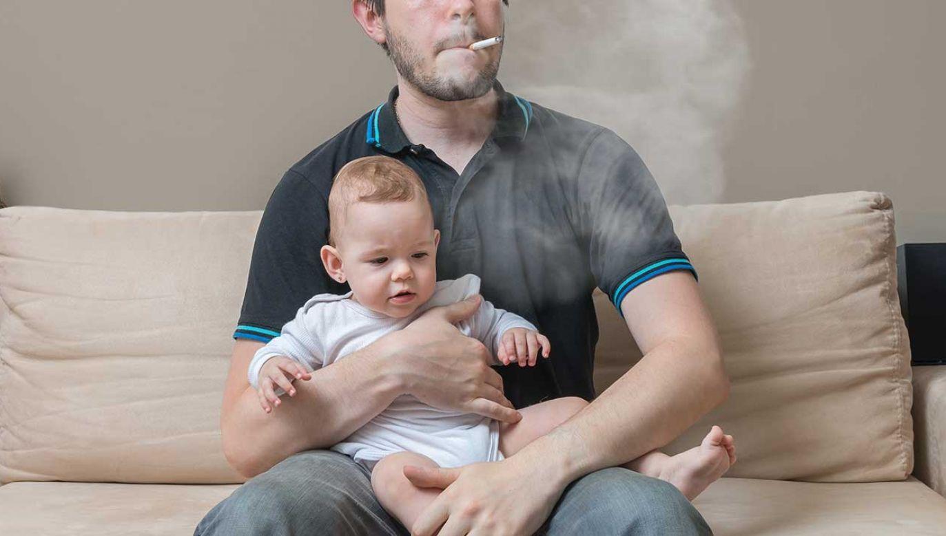 Palenie papierosów jest czynnikiem wielu chorób (fot. Shutterstock/vchal)