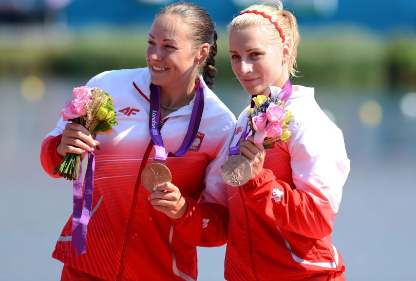 Polki na olimpijskim podium (fot. Getty Images)
