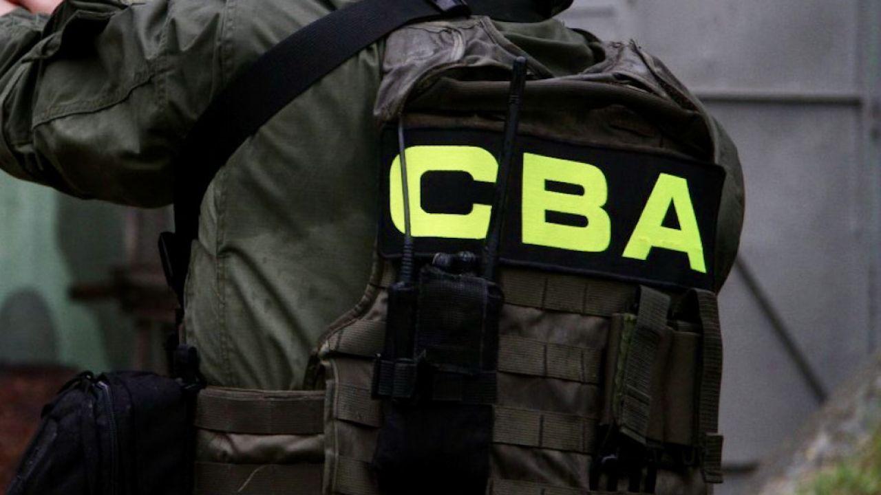 Agenci prowadzili kontrolę rewitalizacji Rynku Dolnego w Środzie Śląskiej (fot. CBA