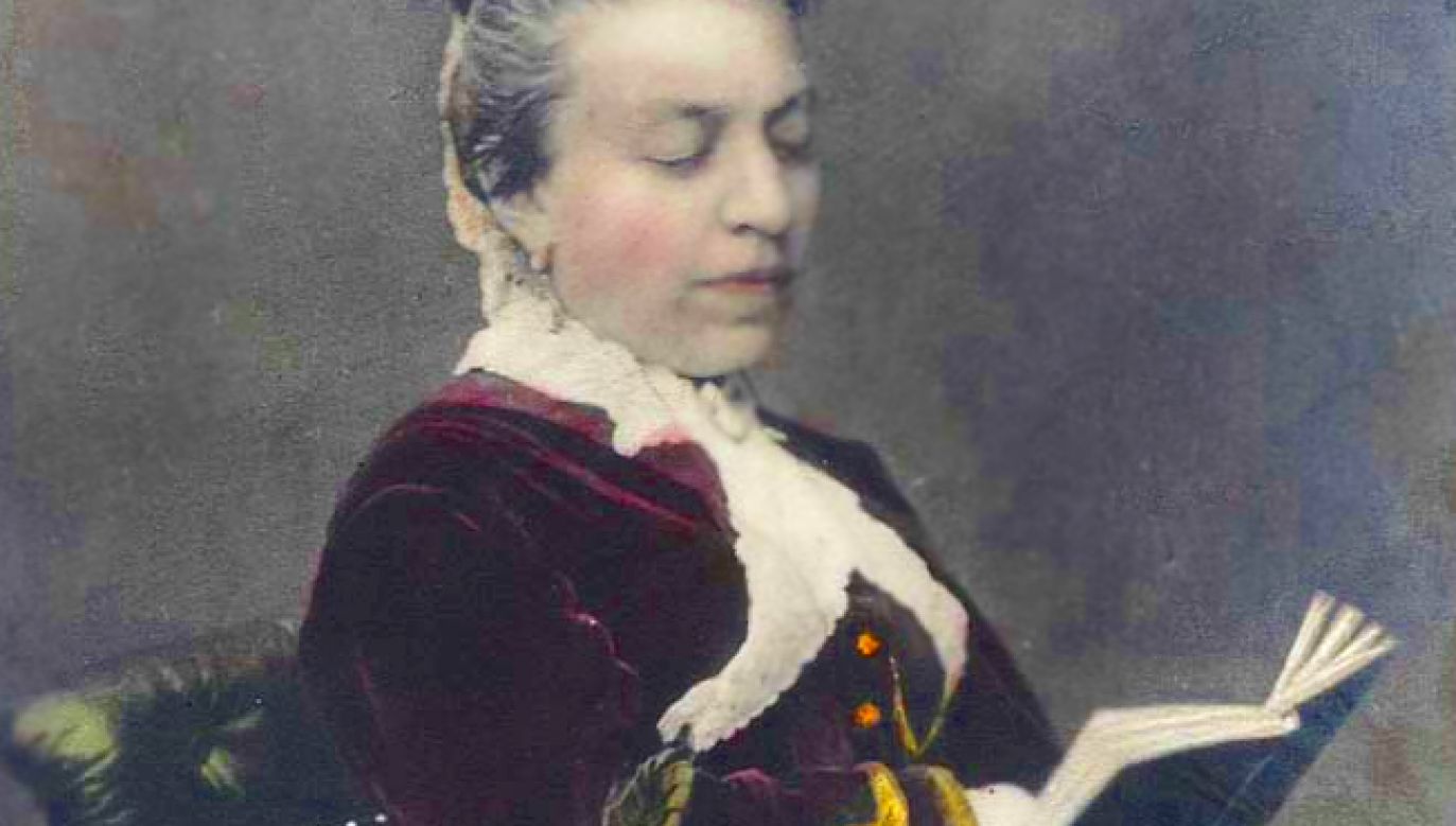 Orzeszkowa wrote inspired by the Positivist set of values that directed her attention towards the peasantry and its folklore but also the mid-19 century condition of the nobilty. Photo: Wikimedia Commons