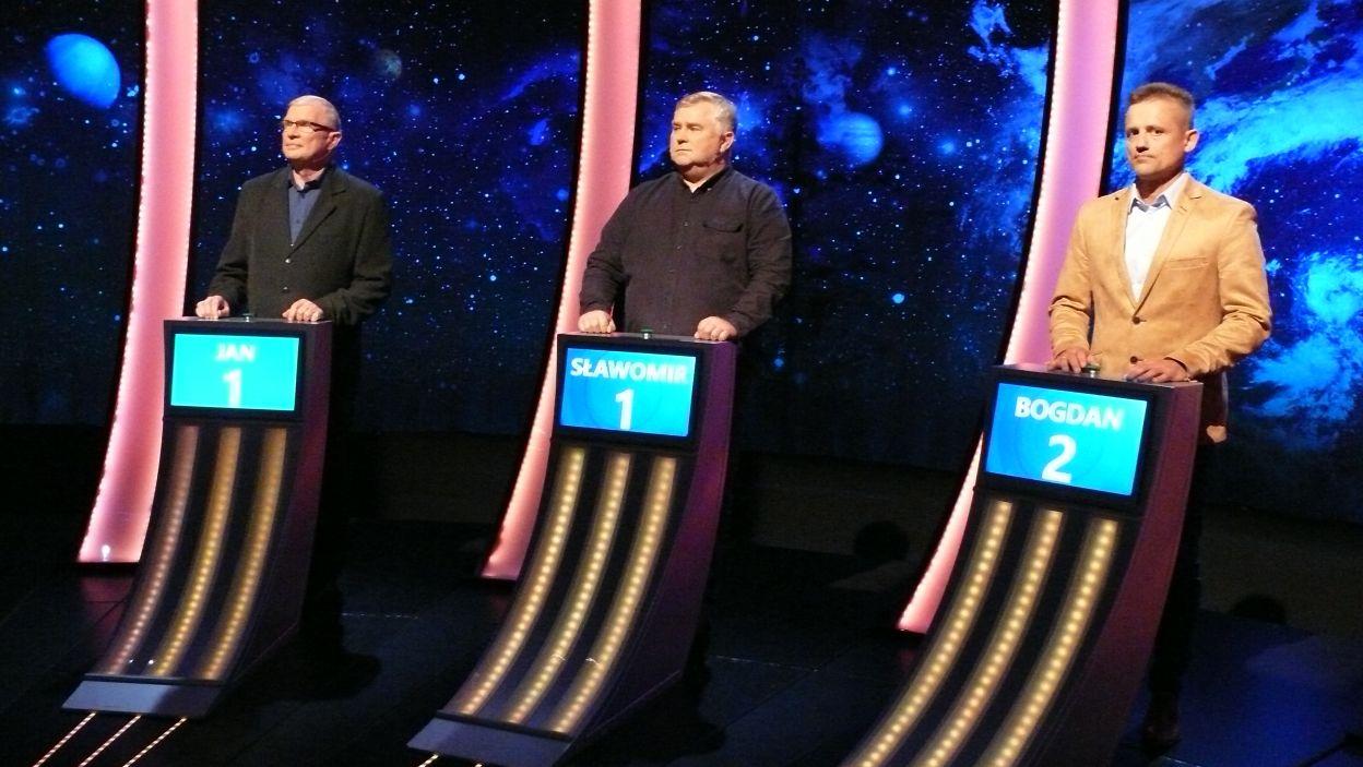 Trzech finalistów 5 odcinka 114 edycji