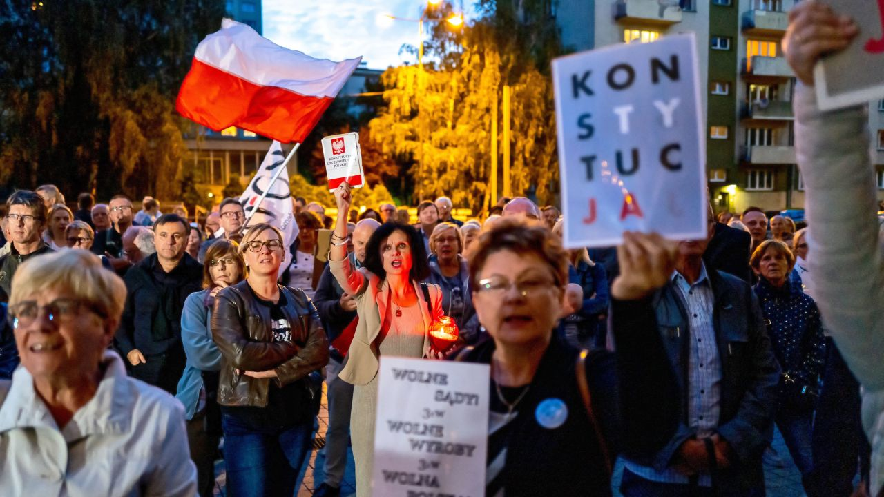 Wybory prezydenckie 2020 już 10 maja. (fot. PAP/Andrzej Grygiel)