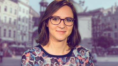 Maria Szajny, fot. TVP