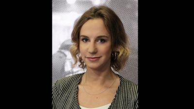 Marianna Pawłowska </br> reporterka